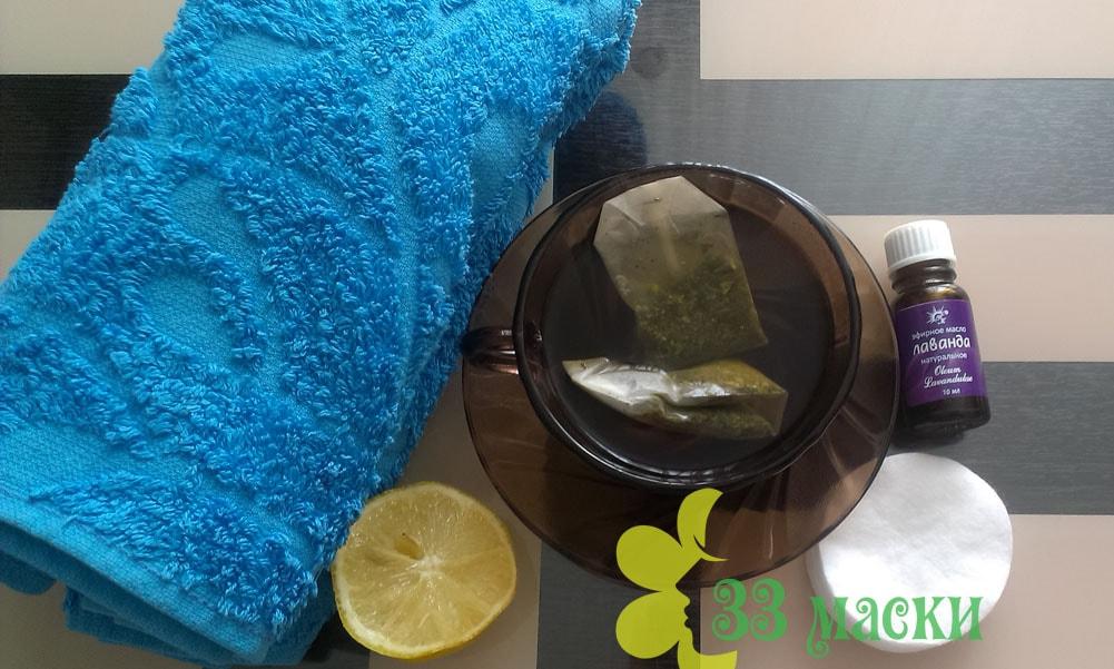 лосьон для тела с зеленым чаем