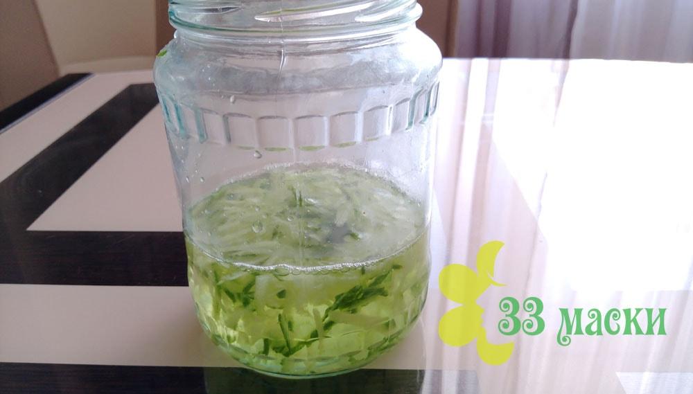 Лосьон на водке в домашних условиях