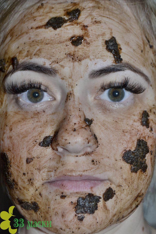 маска для лица с дегтярным мылом