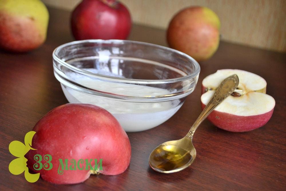 маски для жирной кожи с йогуртом