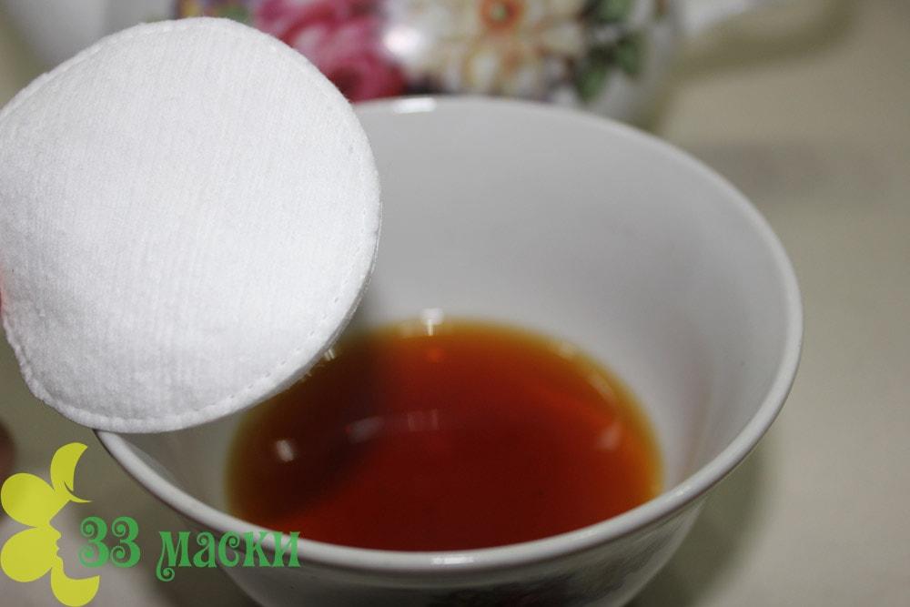 как скрыть малярные мешки