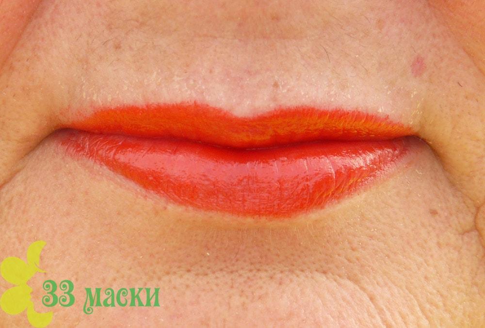 как избавиться от морщин над верхней губой в домашних условиях