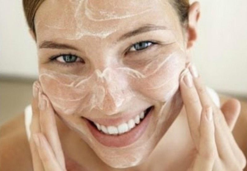 уход за кожей после пилинга хлористым кальцием