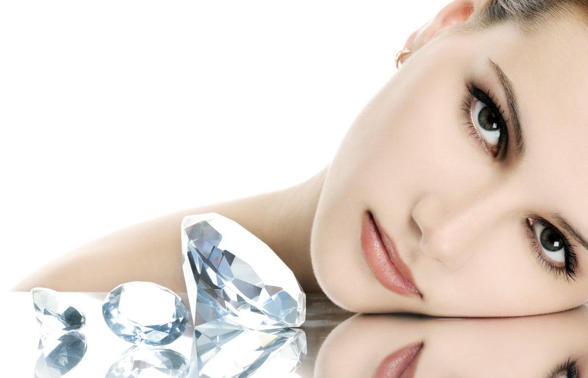 процедура алмазного пилинга