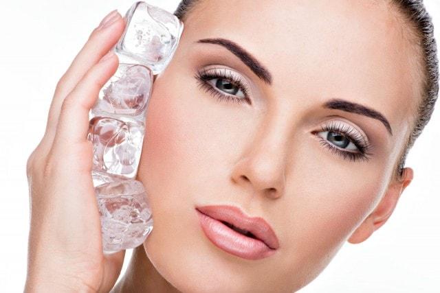 методика криолифтинга для омоложения кожи лица