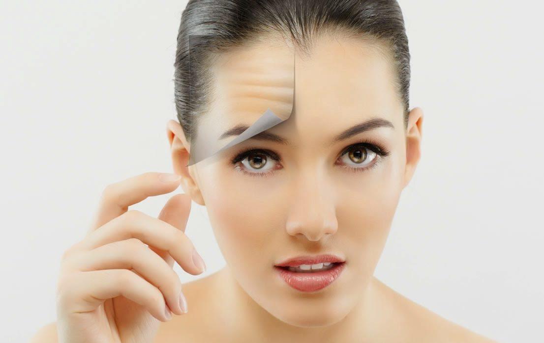 Шелушение кожи на лбу после процедуры пилинга ретинолом