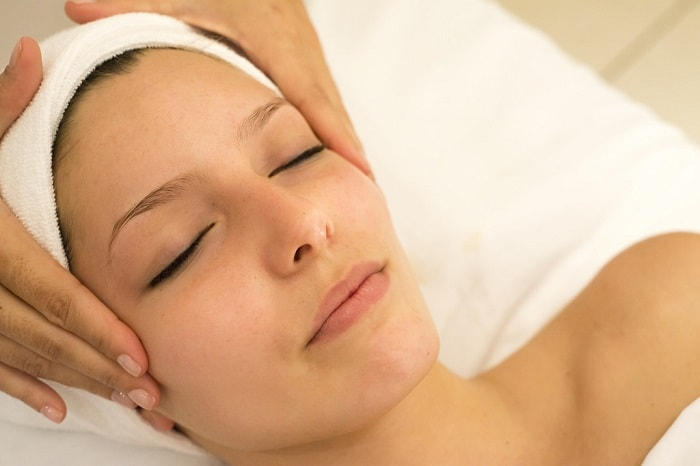 омолаживающий массаж асахи для разных типов лица