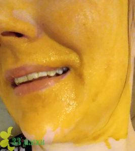 маска для лица из куркумы - настоящие отзывы с фото