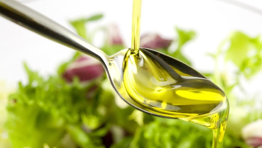 оливковое масло на лицо