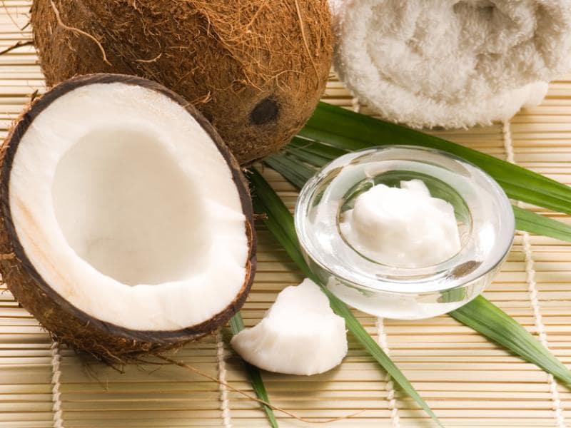 кокосовое масло в косметологии