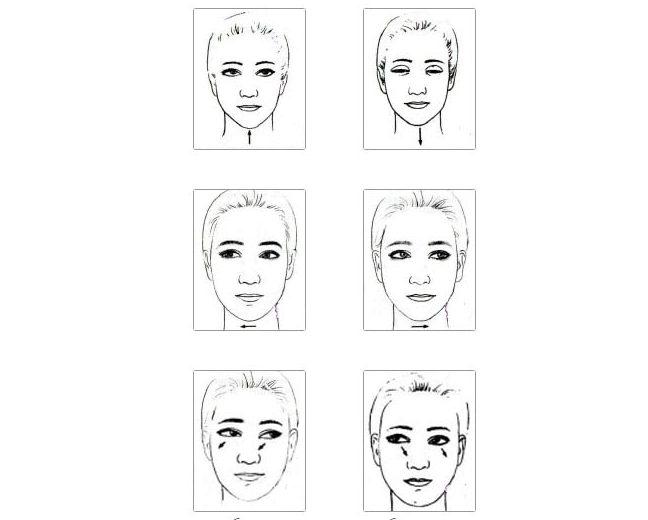 Упражнения по методике Евы Фрейзер снимут усталость с глаз